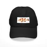 Copper Rockfish fish Black Cap