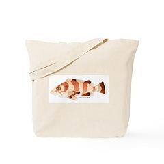 Copper Rockfish fish Tote Bag