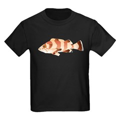 Copper Rockfish fish T