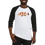 Copper Rockfish fish Baseball Jersey