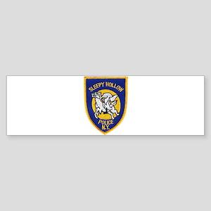 Sleepy Hollow Police Bumper Sticker
