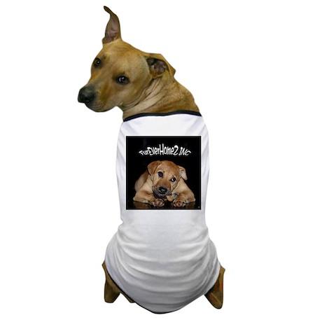 Happy Tails 2 Dog T-Shirt