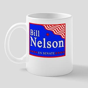 Florida Bill Nelson US Senate Mug