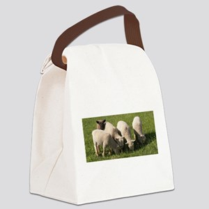 Me Too! Canvas Lunch Bag