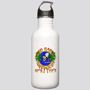 SEABEES of Diego Garcia Stainless Water Bottle 1.0