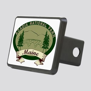 Acadia National Park Rectangular Hitch Cover