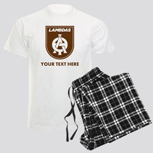 Lambda Theta Phi Logo Persona Men's Light Pajamas