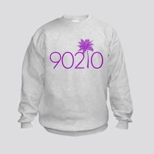 90210 Palm Tree Kids Sweatshirt