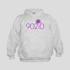 90210 Palm Tree Kids Hoodie
