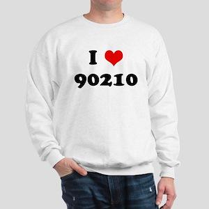 I Heart 90210 Sweatshirt