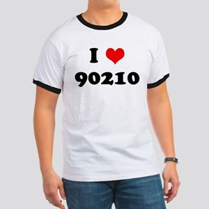 I Heart 90210 Ringer T