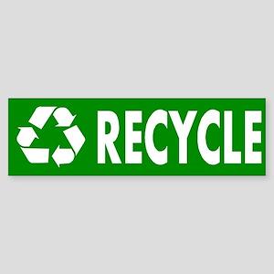 """Recycle"" Bumper Sticker"