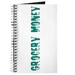 Grocery Money Journal