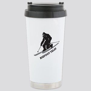 Bigfoot Teles Stainless Steel Travel Mug