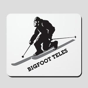 Bigfoot Teles Mousepad