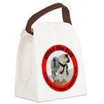 2-xxxvinnypug New Red Seal Fixed Canvas Lunch