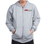 Red Zone Sports Bar and Grille Zip Hoodie