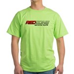 Red Zone Sports Bar and Grille Green T-Shirt