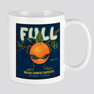 Orange Man Left-handed Mug