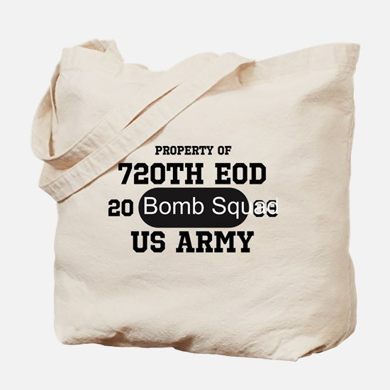 720th EOD Tote Bag
