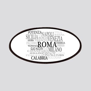 Italian Cities Patches