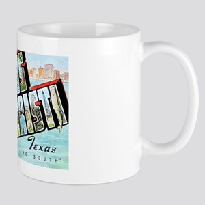 Corpus Christi Texas Greetings Mug