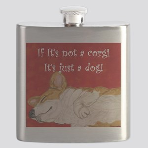 If it's not a corgi.. Flask
