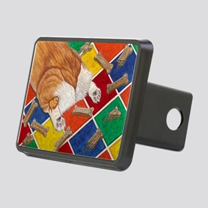corgibutt 003 Rectangular Hitch Cover