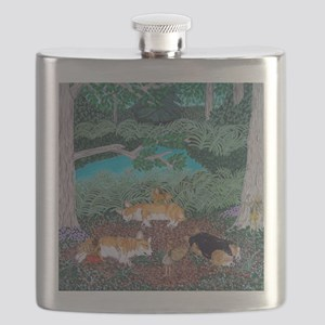 Fairy Friends Flask