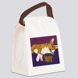 Chilling Canvas Lunch Bag