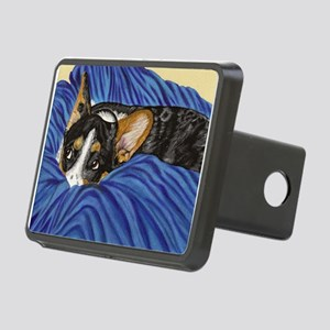 Peekaboo Rectangular Hitch Cover