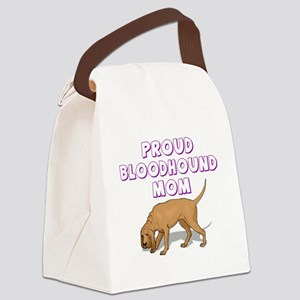 bloodmom Canvas Lunch Bag