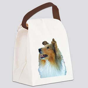 Thecollie Canvas Lunch Bag