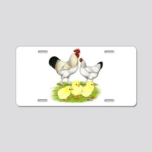 Indian River Poultry Aluminum License Plate