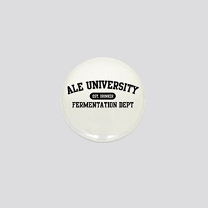 ALE UNIVERSITY Mini Button