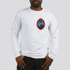 Long Sleeve Guam T-Shirt