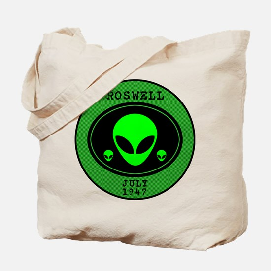 Roswell July 1947 Tote Bag