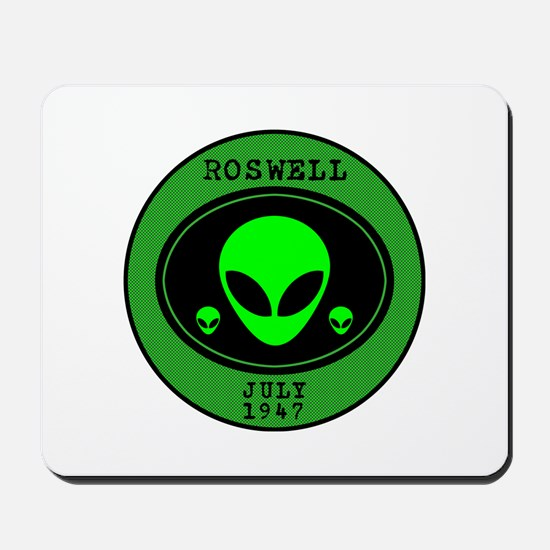 Roswell July 1947 Mousepad