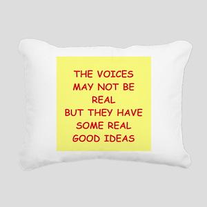 16 Rectangular Canvas Pillow