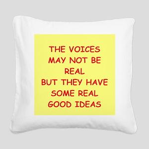 16 Square Canvas Pillow
