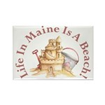 Life's a Beach! Magnets (10 pack)