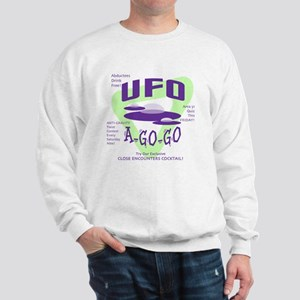 UFO A Go Go Light Sweatshirt