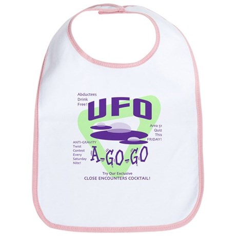 UFO A Go Go Light Bib