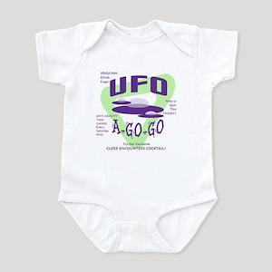 UFO A Go Go Light Infant Bodysuit