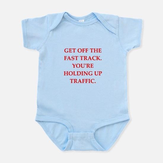 TRAFFIC Infant Bodysuit