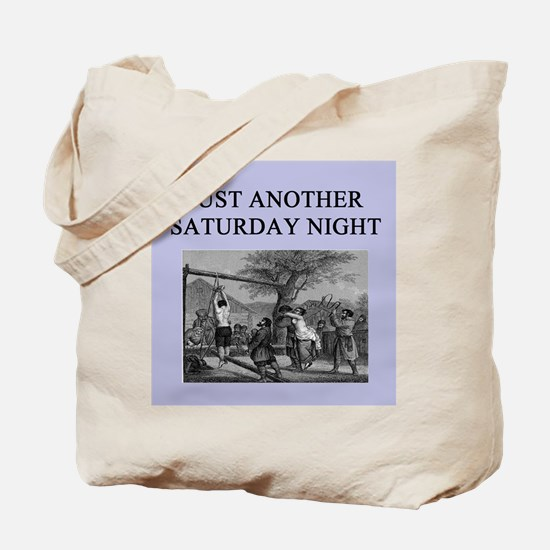 funny sadism joke gifts t-shirts Tote Bag