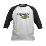 Crappochino Kids Baseball Jersey