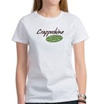 Crappochino Women's T-Shirt