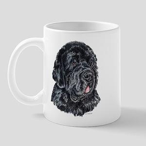 Newfoundland Portrait Mug