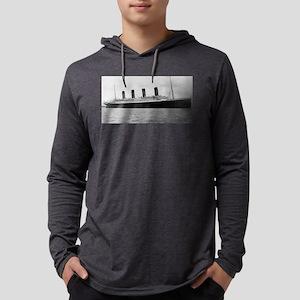 Titanic Mens Hooded Shirt